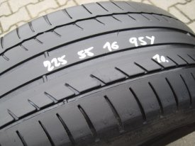 225 55 16 95Y Michelin Primacy HP